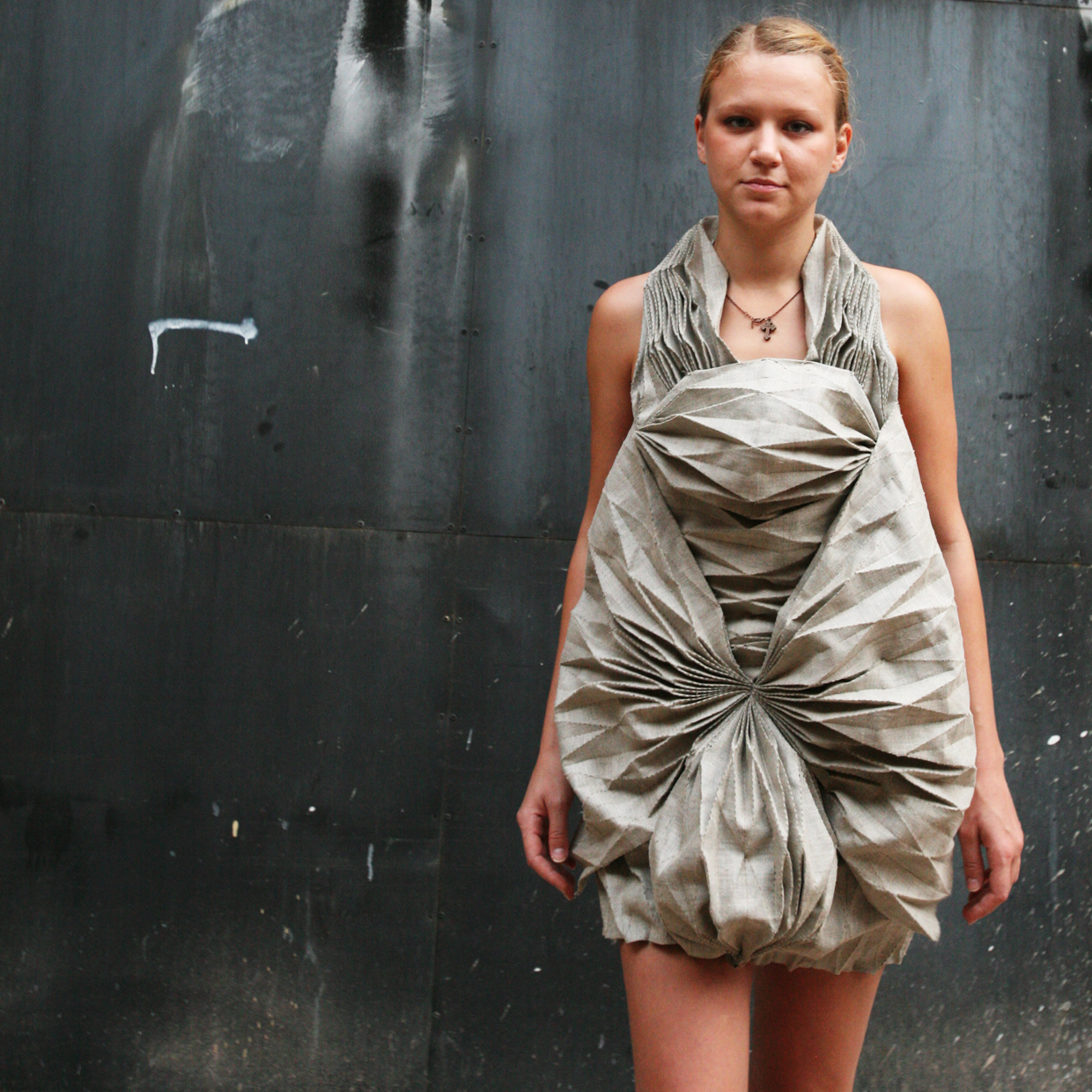 Fab Textiles, digital fabrication applied in fashion and wearables