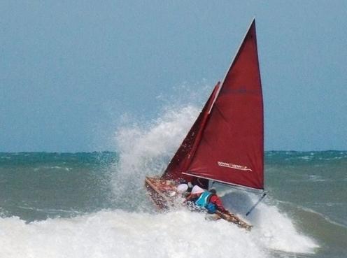 Nautica sostenibile - Paper8: la barca pieghevole a propulsione ibrida