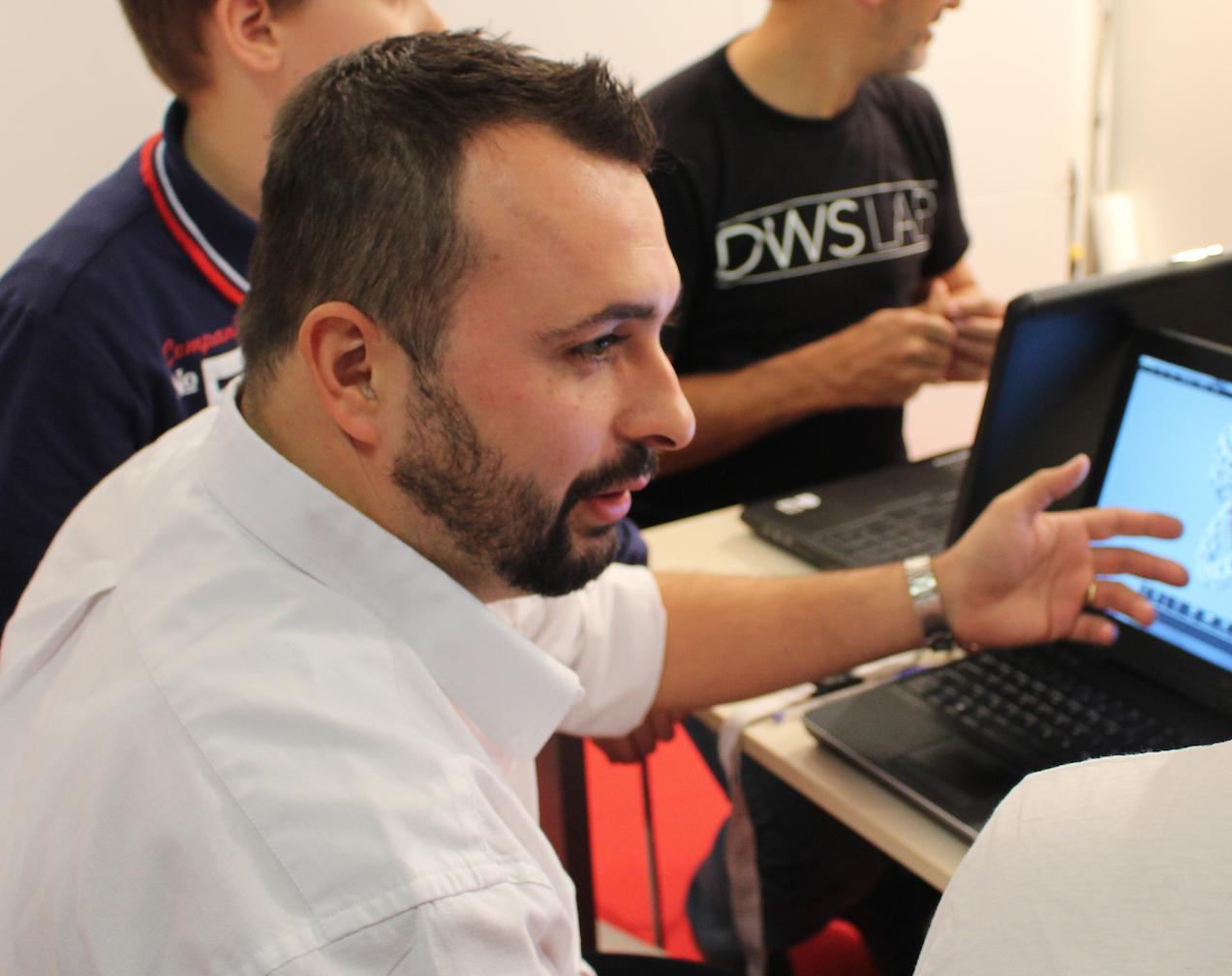 First step: software & 3D design!