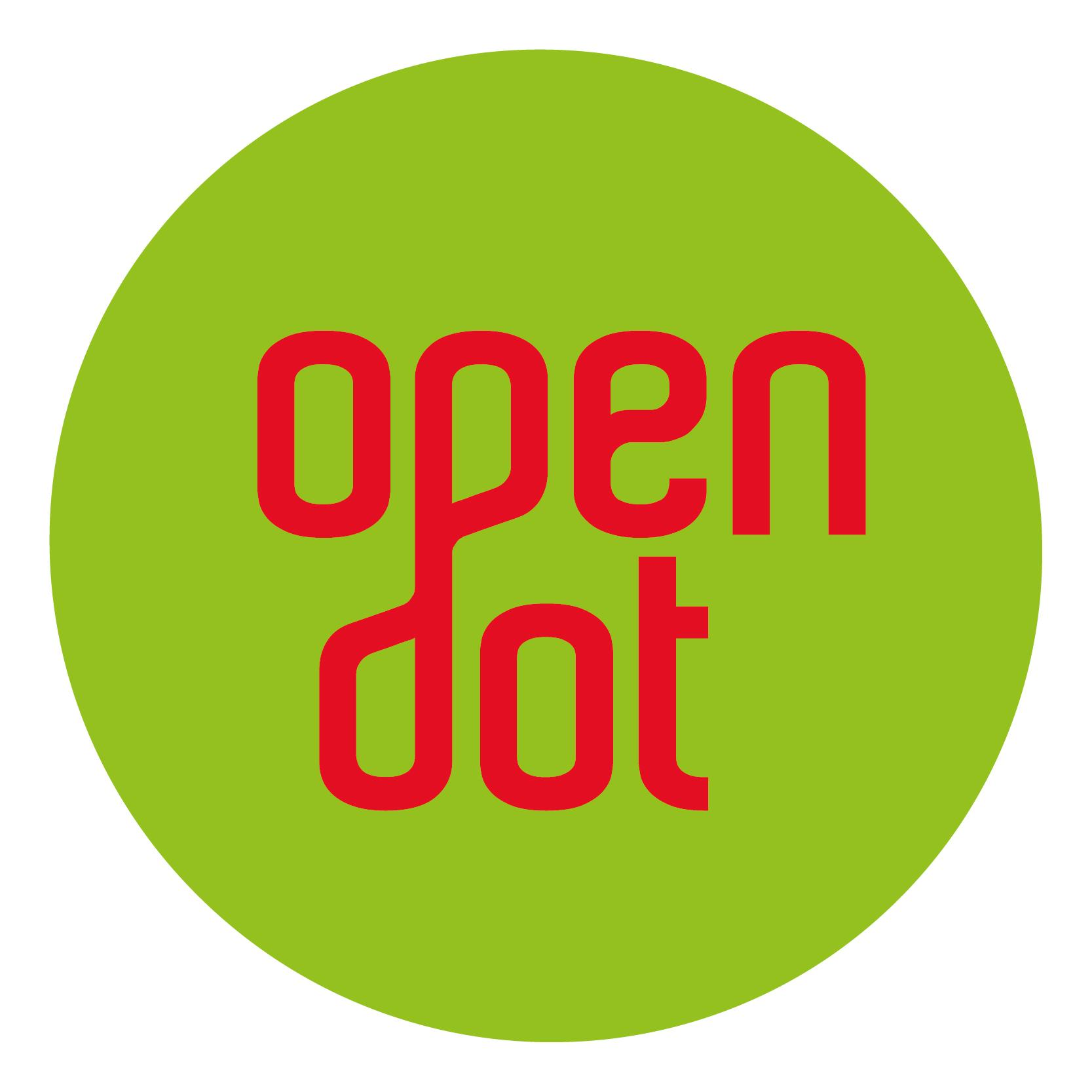 The first year of Opendot. Projects, experiences and future visions...in 3D