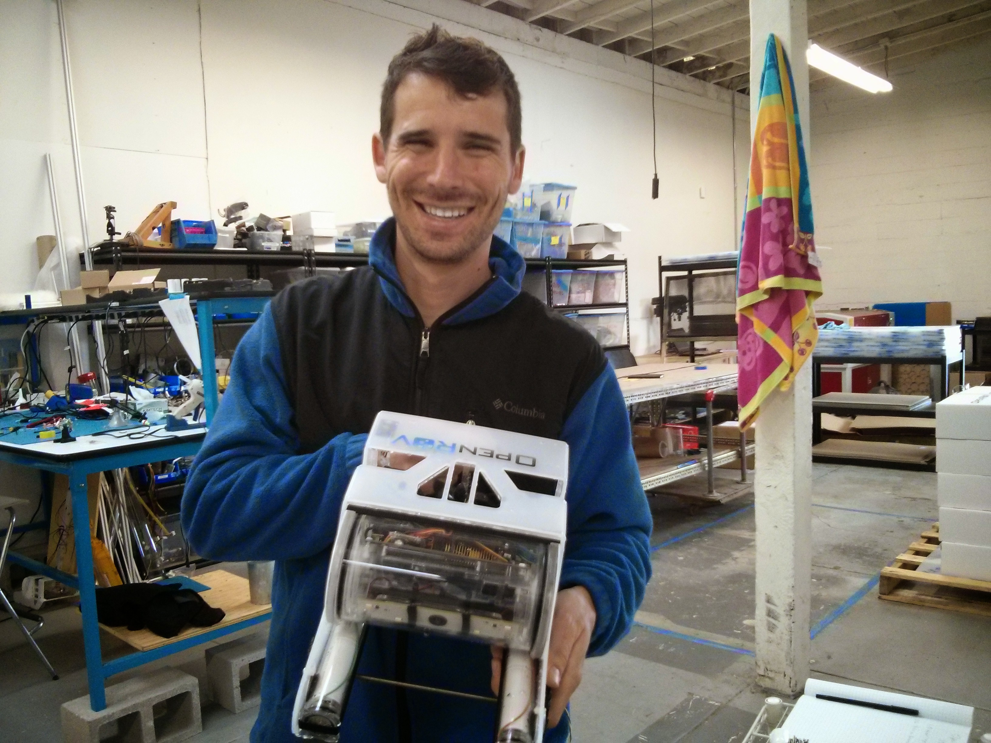 OpenROV: Making Exploration Accessible