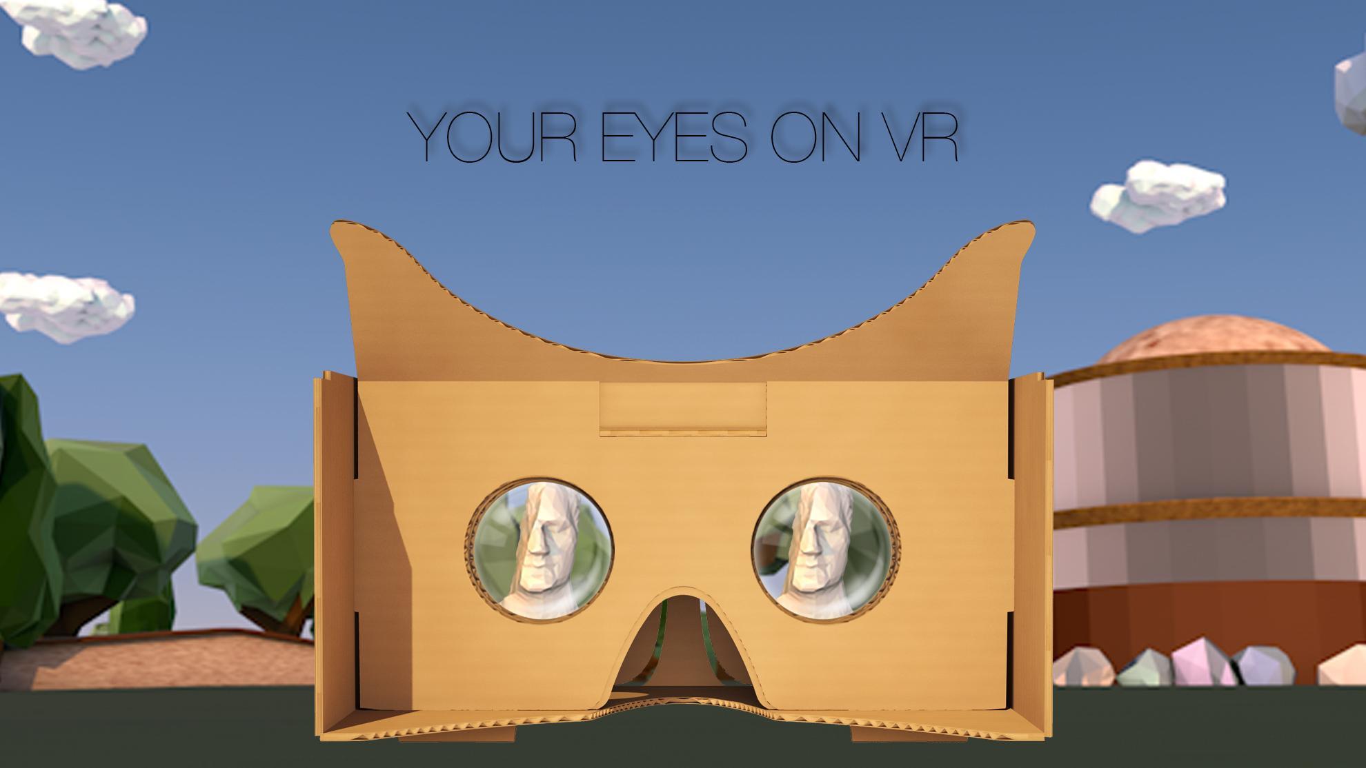 GOOFO, your eyes on Virtual Reality