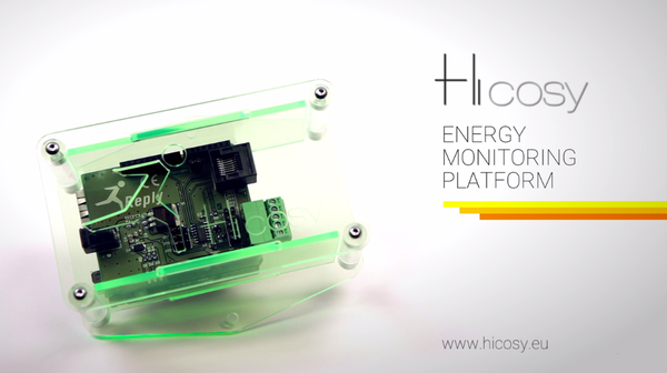 Hicosy: the open source energy monitoring platform
