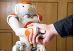 Connecting java devices for Internet of Things: integration of the NAO robot inside a smart home