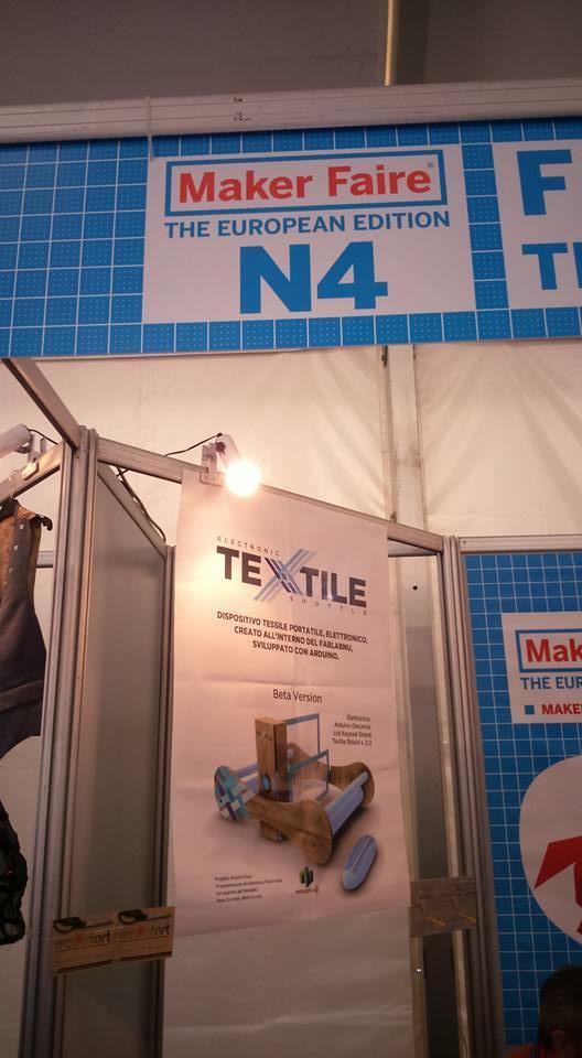 Textile Shuttle